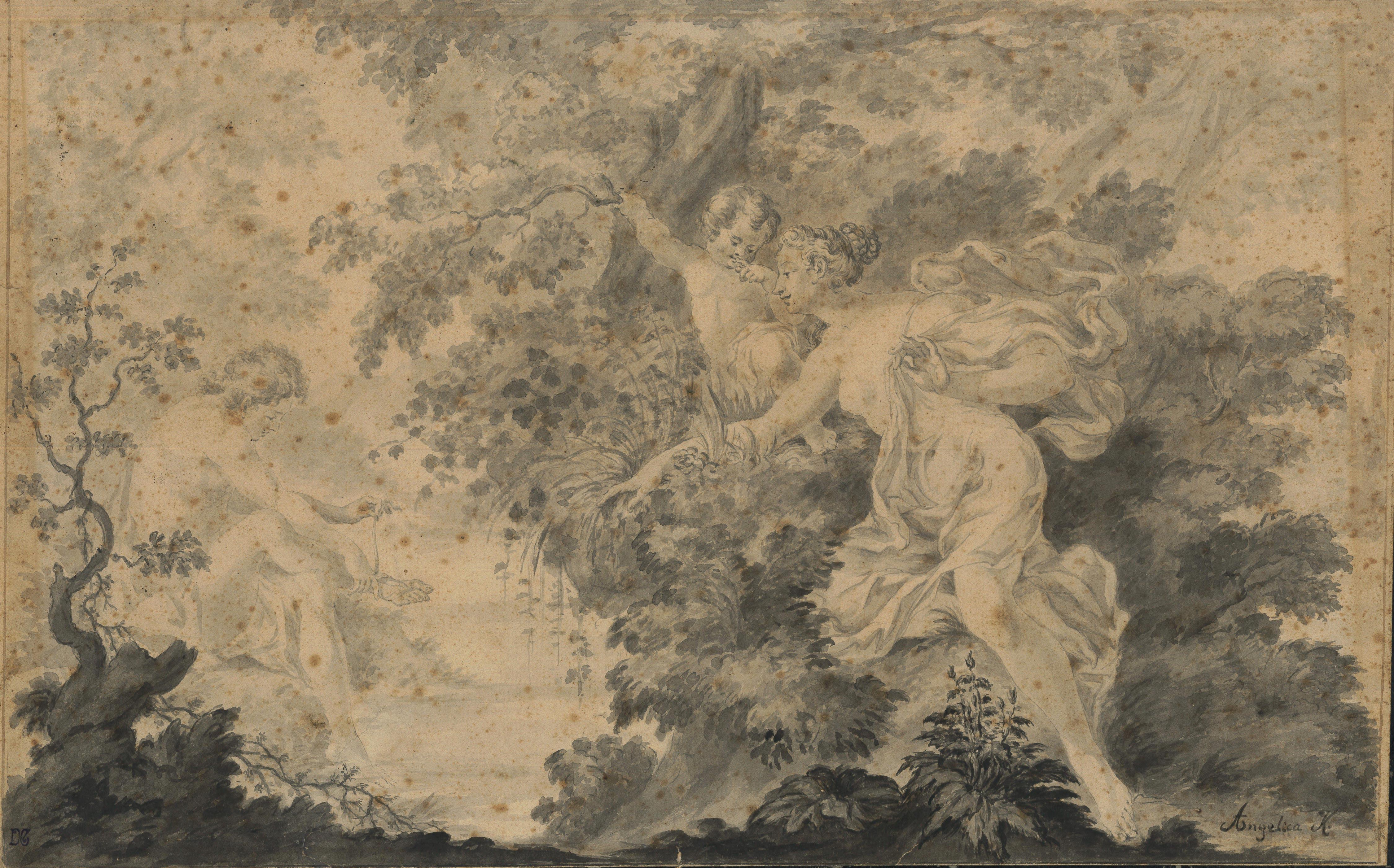 ANGELICA KAUFFMAN – DFR121