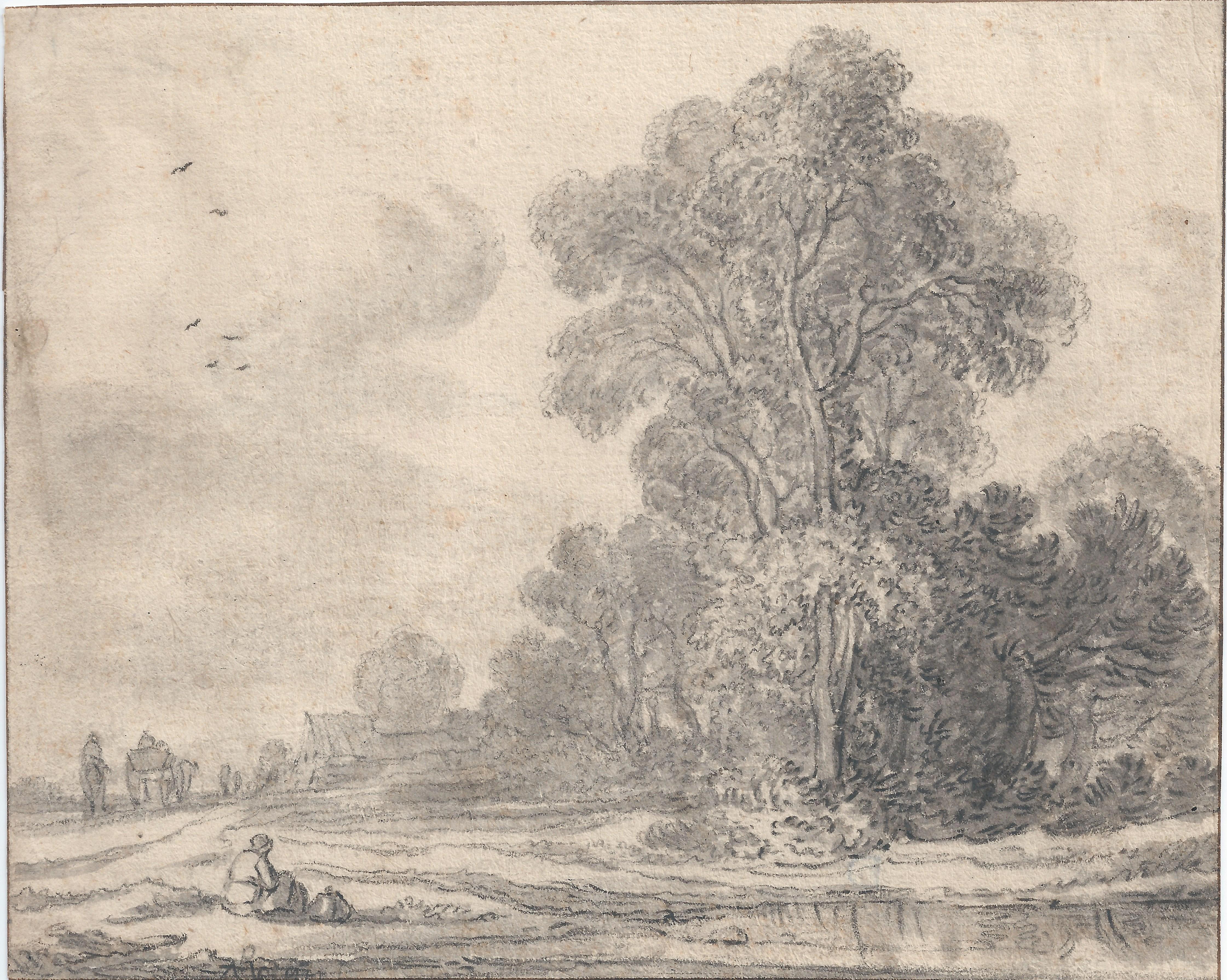 Pieter Molynj – Paisaje rural