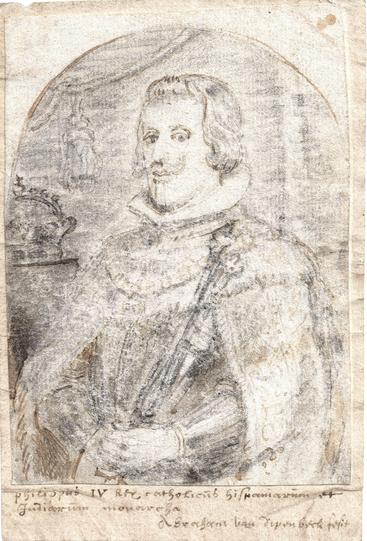 Abraham van Dieepenbeck – Felipe IV