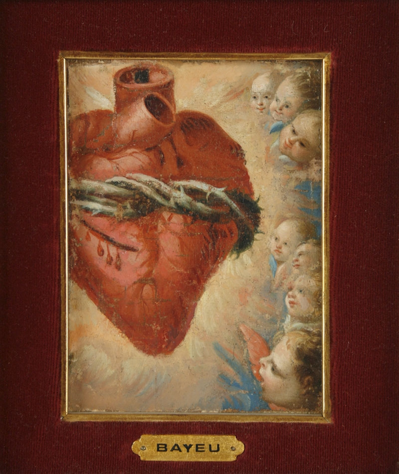 Francisco Bayeu – Sagrado Corazón