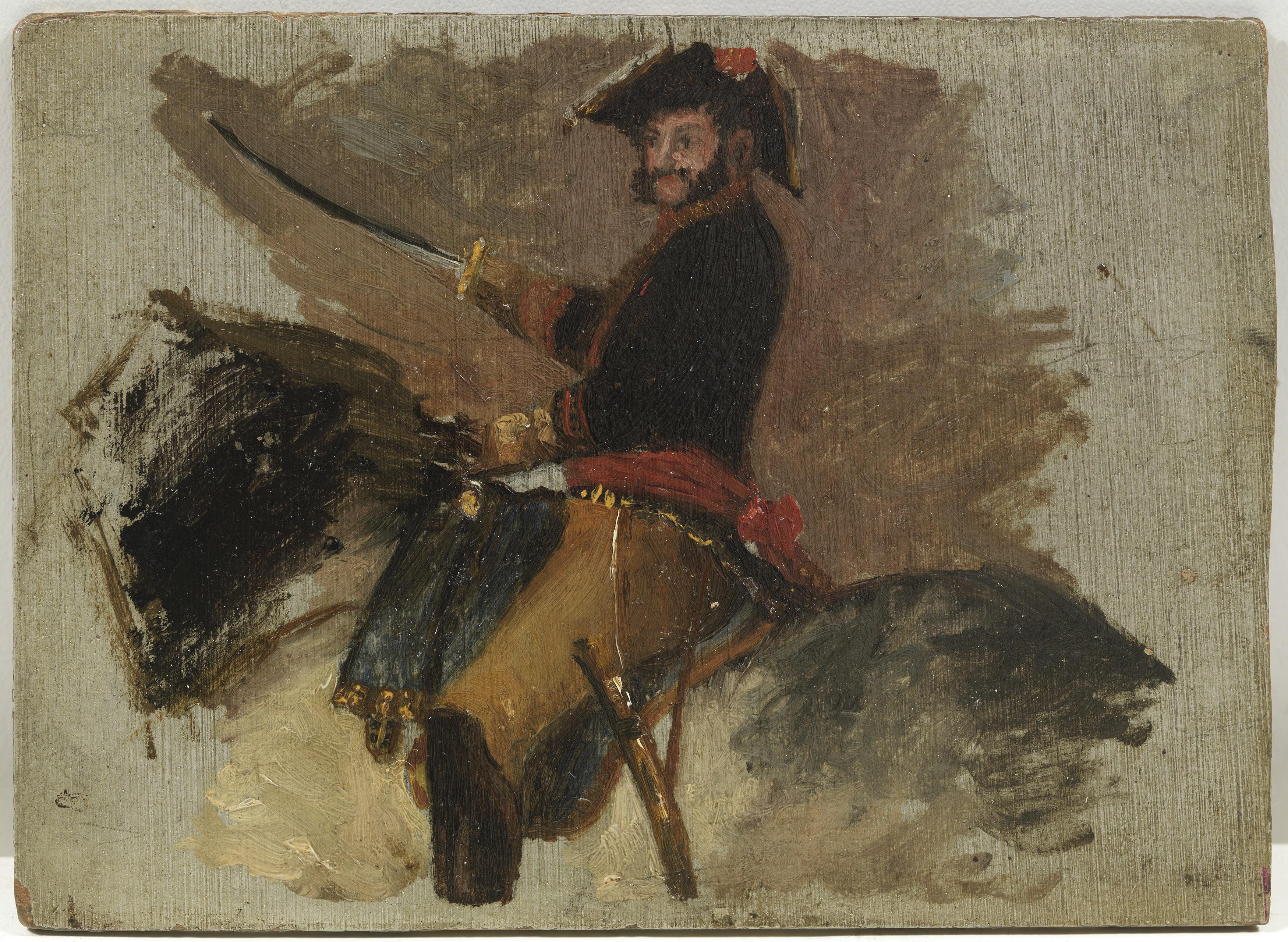 Pablo Picasso – General Palafox
