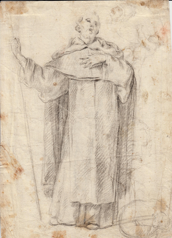 Goya (atribuido)-Santo Domingo