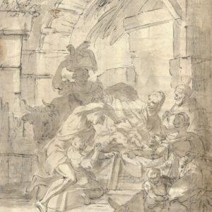 Marco Marcuola-Adoración de los pastores