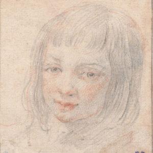 Carlo Francesco Nuvolone - Retrato de niño