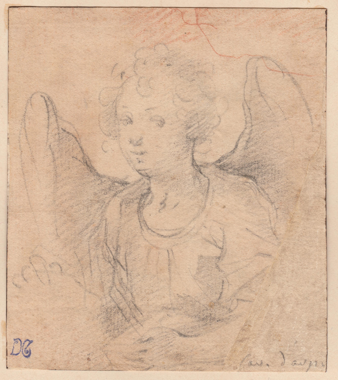 Caballero de Arpino (Giussepe Cesari) Atrib. - Ángel