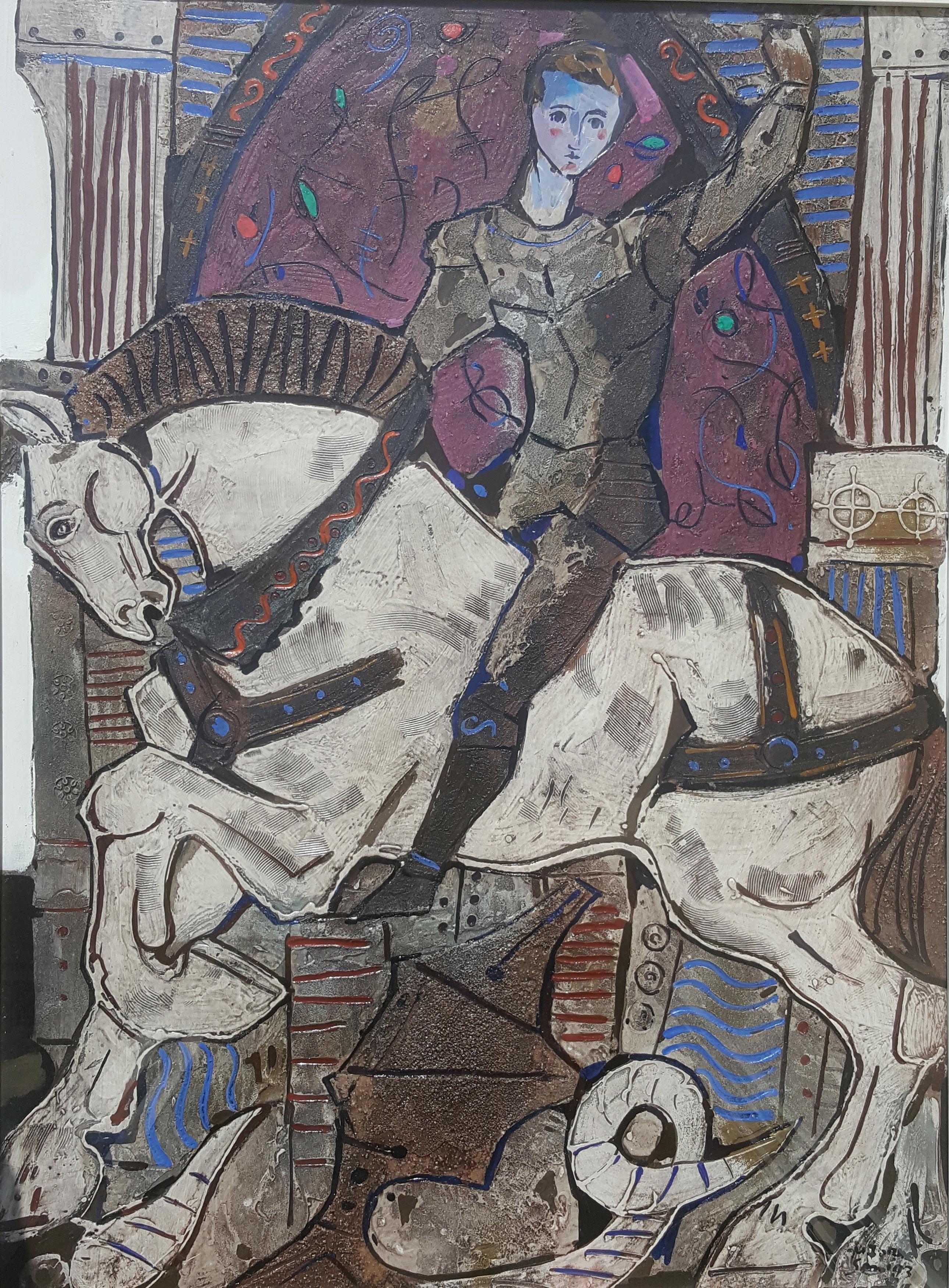 Miguel Torner de Semir – Sant Jordi