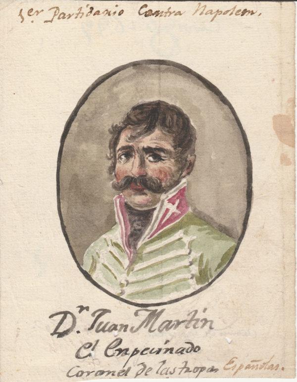 Don Juán empecinado. Goya