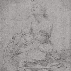 Domenico Zampieri (Domenichino) – Magdalena penitente