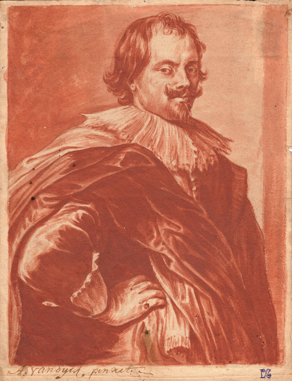 Anton Van Dyck – Autoretrato